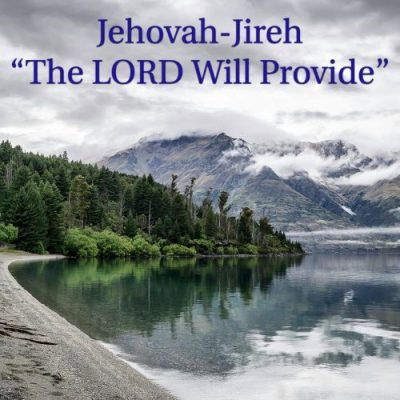 The Lord Provides!
