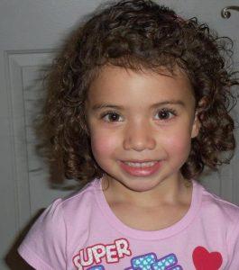 Emma at three years old!!