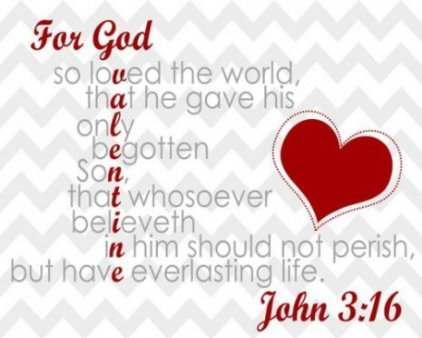 The Greatest Love EVER!