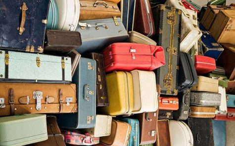 Suitcases, Backpacks and Duffel Bags!