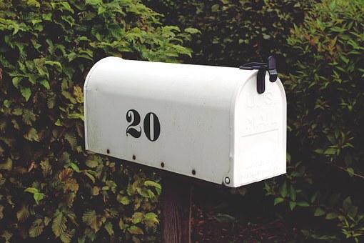 Praises Found Among Stolen Mail!