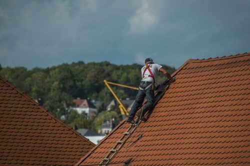 Lessons Learned From The Guy Up On The Roof!